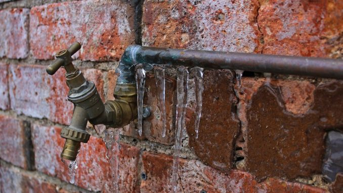 Frozen pipes could become a thing of the past thanks to a new anti-ice gel