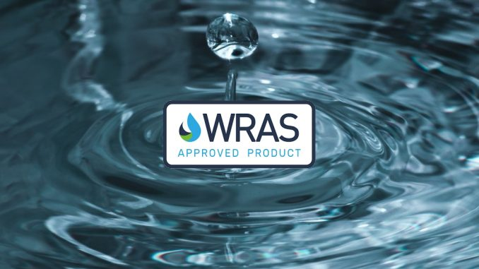 WRAS approval ensures that a pipe repair solution or other plumbing product has been certified as safe to use with drinking water
