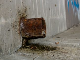 Concretebergs are vast concrete blockages which cause serious problems in sewers and pipes