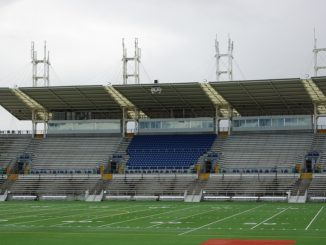 Hillsboro Stadium in the United States is set to be powered by renewable energy generated through the city's water pipes