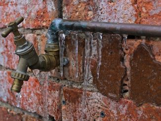 Freezing temperatures in winter can lead to damaging bursts in pipes and tanks