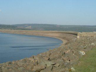 The Kielder Reservoir is the biggest in the UK by volume of water