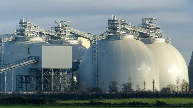 Biomass energy is being used as a renewable power source with Drax Power Station in the UK an example of a power station converted from coal to renewable energy
