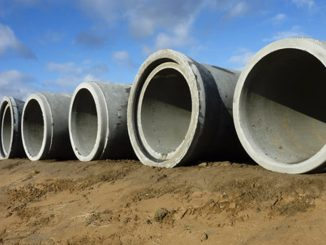 Below specification PCCP pipe installed across the United States during the 1970s has failed, requiring repair and reinforcement