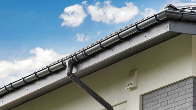Gutter repair is easy to carry out and can help prevent structural damages occuring to home and buildings