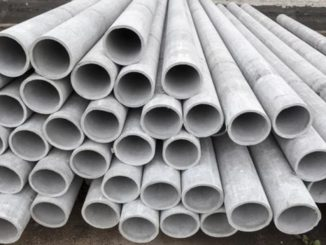 Asbestos cement pipe was installed across the United Kingdom water network during the 1950s and 1960s