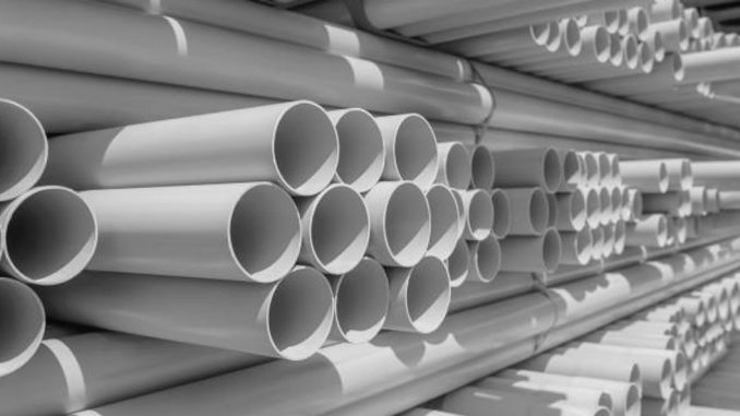 There is a difference between pipe made of PVC, UPVC and CPVC